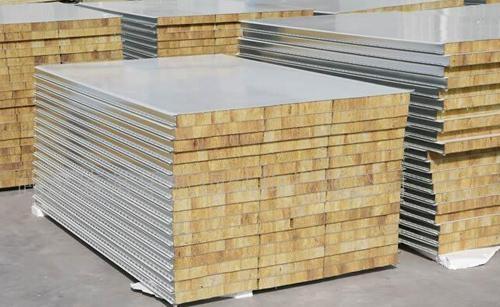 青海彩钢岩棉板