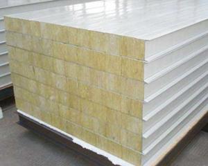 新疆彩钢岩棉板厂家