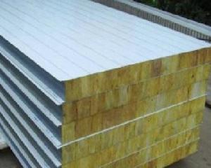 新疆彩钢岩棉板规格