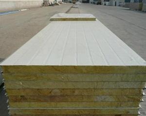 新疆彩钢岩棉板生产
